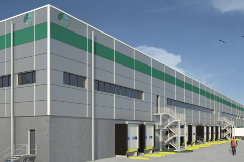 Construction of Build-to- Suit Facility for Autostrasporti Vercesi at Pozzuolo Martesana