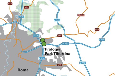 Prologis Strengthens its Presence in Rome