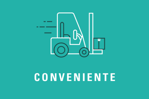 Forklifts Conveniente