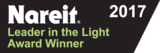 2017 NAREIT Leader in the Light Award